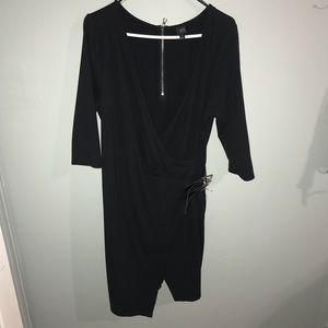 Lane Bryant Wrap Dress